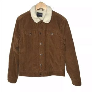Primark Denim Co. Trucker Jacket, Small Sherpa S